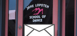 Contact Jane Lopoten School of Dance