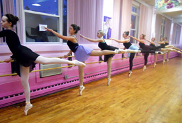 Dance Class Image Gallery
